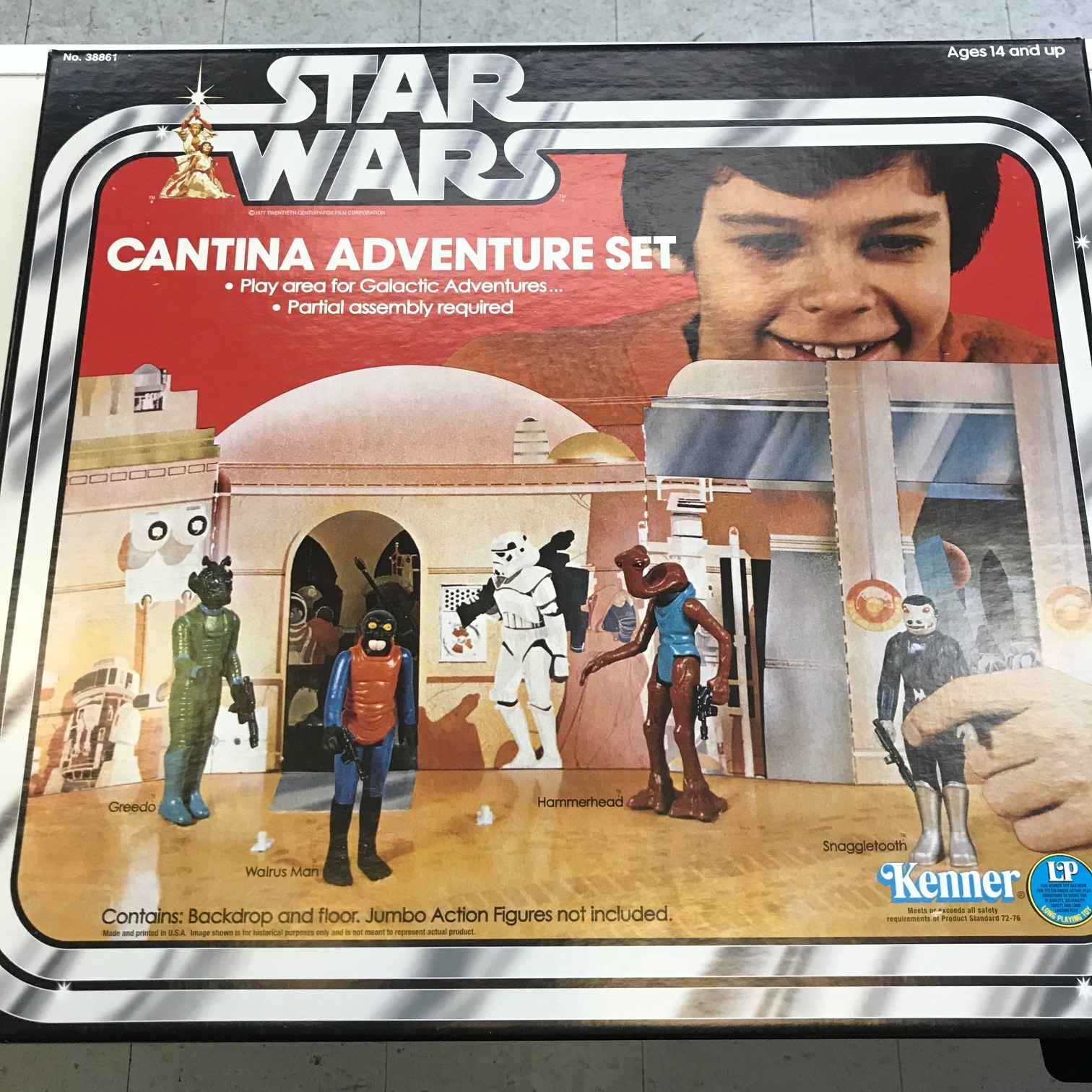Star Wars Cantina Adventure Set