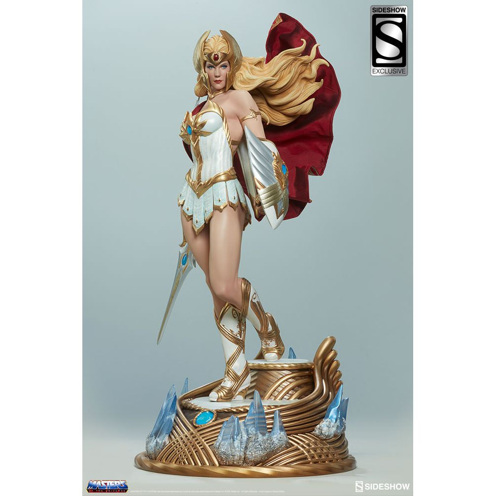 Masters of the Universe She-Ra statue exclusive version Sideshow  Collectibles 2004951
