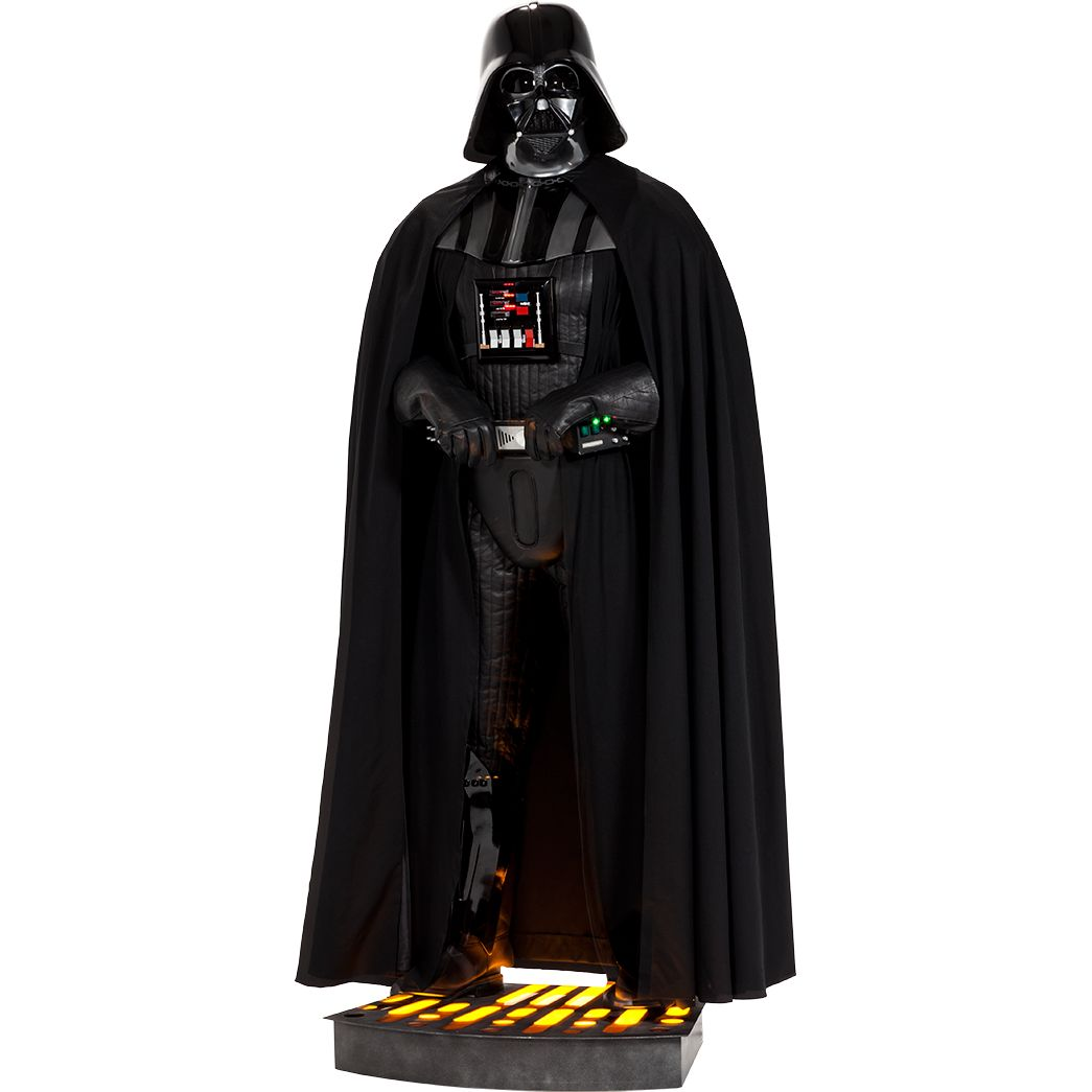 Star Wars Darth Vader Life Size Figure Sideshow Collectibles 400184