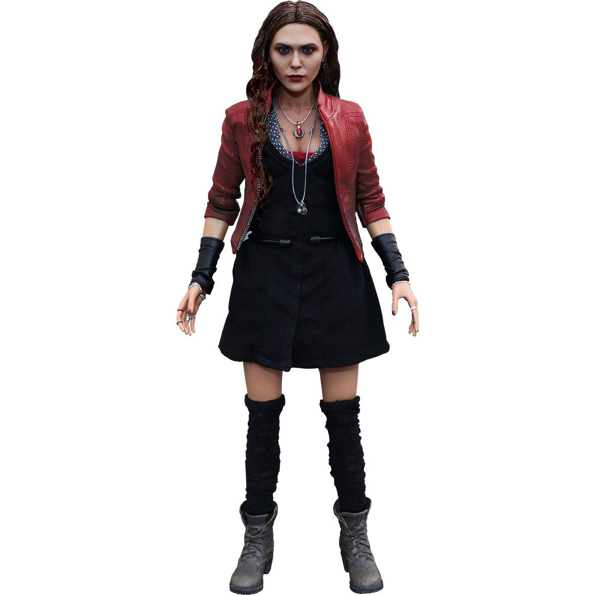 1//6 Scale Hot Toys MMS301 Avengers Ultron's heart AOU Scarlet Witch