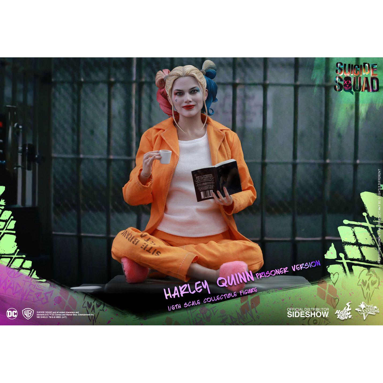 Harley Quinn Prisoner Version 1/6 Figure by Hot Toys