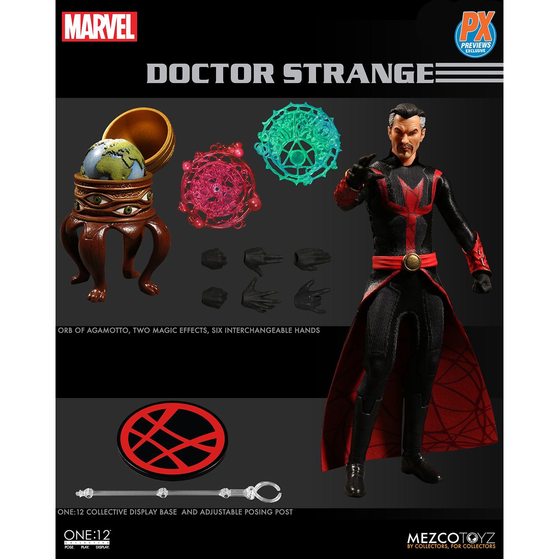 Mezco Toyz One:12 Collective Marvel Doctor Strange NEW