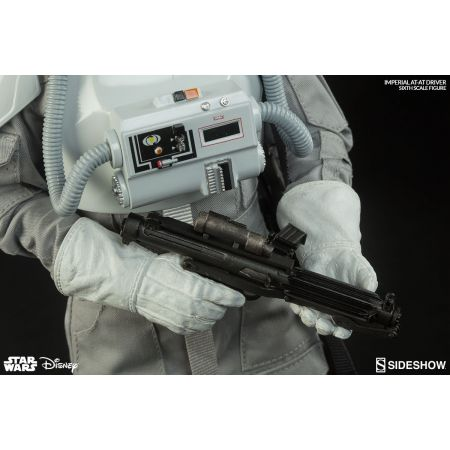 Star Wars Episode V: The Empire Strikes Back Imperial AT-AT Driver Figurine échelle 1:6 Sideshow Collectibles 100124