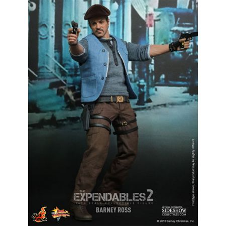 Barney Ross The Expendables 2
