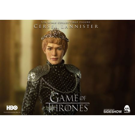 Le Trône de fer Cersei Lannister figurine échelle 1:6 Threezero 903601