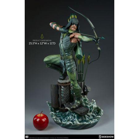 Green Arrow Premium Format Figure Sideshow Collectibles 300668