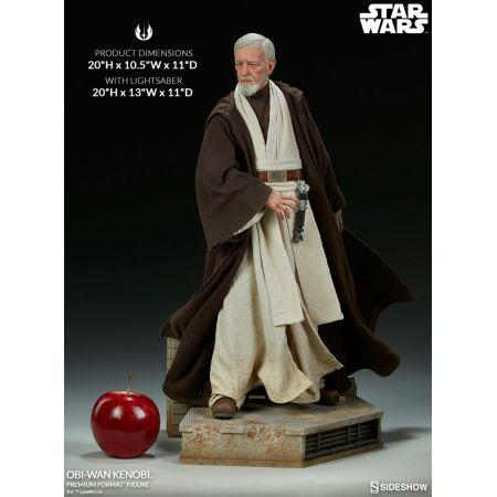 Star Wars Obi-Wan Kenobi Premium Format Figure Sideshow Collectibles 3005361