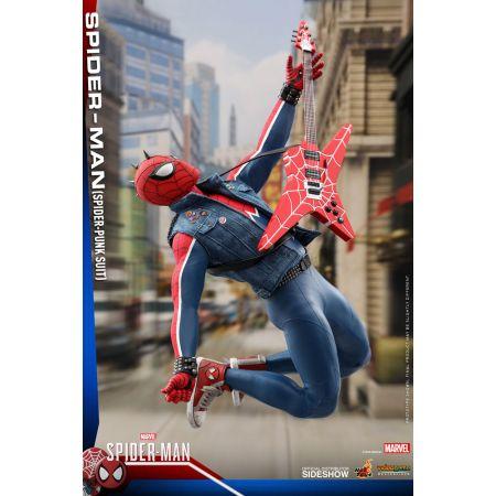 Spider-Man Spider-Punk Suit Série Video Game Masterpiece figurine 1:6 Hot Toys 903799