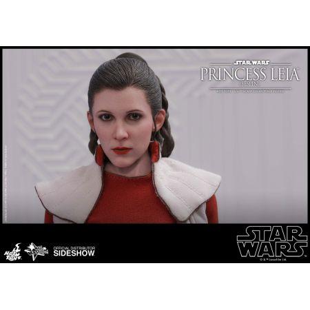 Princess Leia Bespin Star Wars: Épisode V L'Empire contre-attaque Série Movie Masterpiece figurine 1:6 Hot Toys 903740