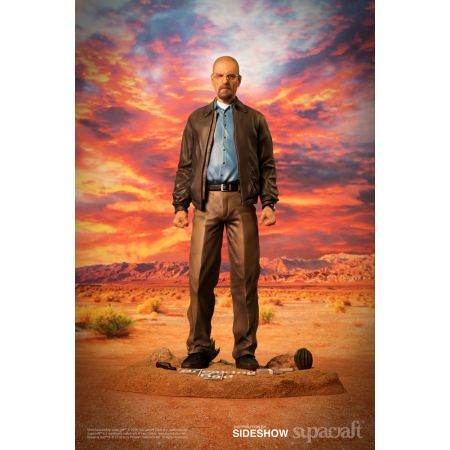 Breaking Bad Walter White Quarter Scale Statue Supacraft 903147