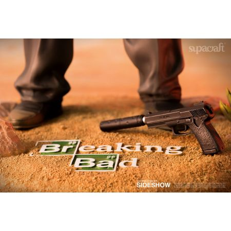 Breaking Bad Mike Ehrmantraut Quarter Scale Statue Supacraft 903148