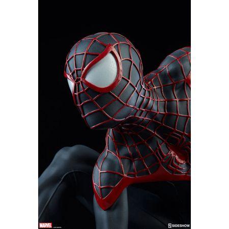 Spider-Man Miles Morales Premium Format Figure Sideshow Collectibles 300554