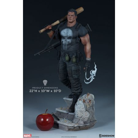 The Punisher Premium Format Figure Sideshow Collectibles 300532