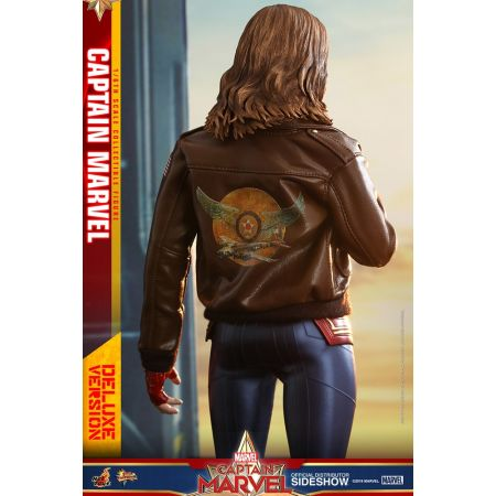 Captain Marvel Version Deluxe figurine 1:6 Hot Toys 904311Captain Marvel Version Deluxe figurine 1:6 Hot Toys 904311