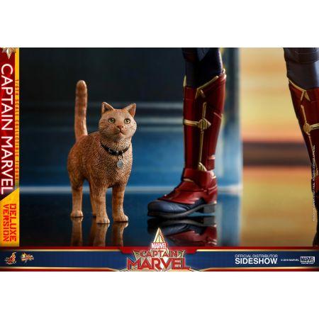 Captain Marvel Version Deluxe figurine 1:6 Hot Toys 904311