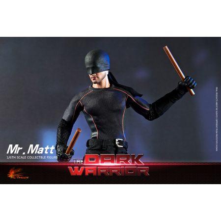 Mr Matt The Dark Warrior figurine 1:6 Hot Heart FD007
