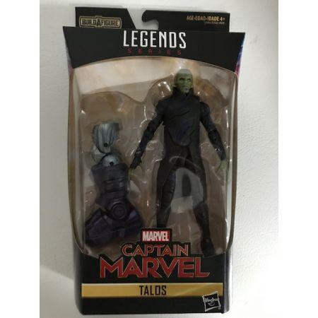 Marvel Legends Captain Marvel Kree Sentry BAF - Talos
