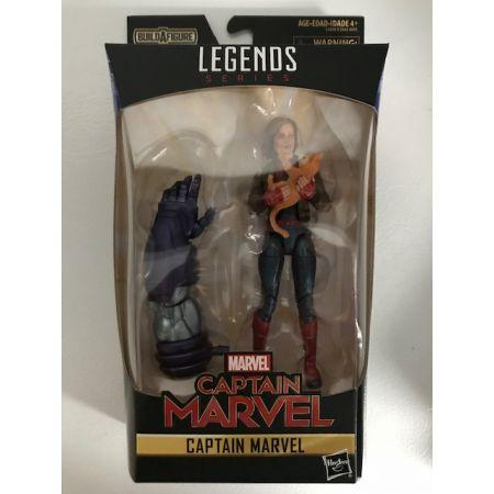 Marvel Legends Captain Marvel Kree Sentry BAF - Captain Marvel with Jacket