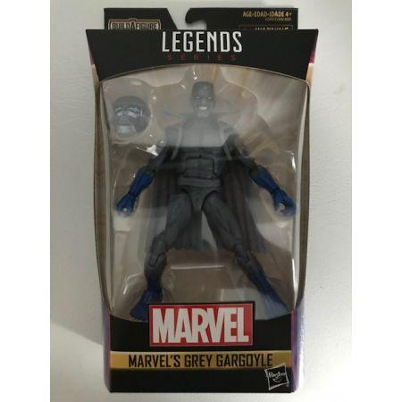 Marvel Legends Captain Marvel Kree Sentry BAF - Grey Gargoyle