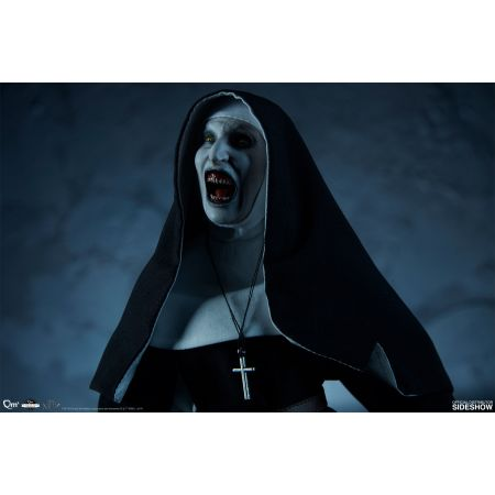 The Nun The Conjuring figurine 1:6 Quantum Mechanix 904089