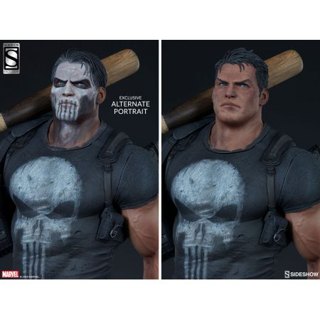 The Punisher Premium Format Figure Version Exclusive Sideshow Collectibles 300532