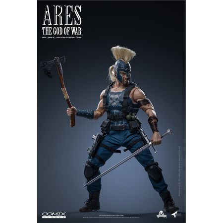 Ares God of War Aidol IV figurine 1:6 Art Figures AF AI-4