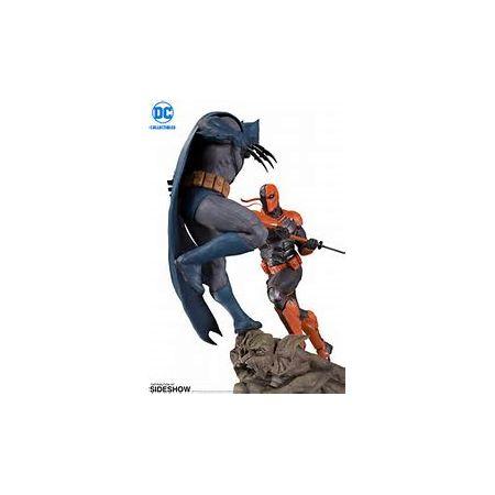 Batman VS Deathstroke Statue DC Collectibles
