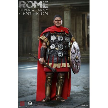 Armée Impériale Centurion romain figurine 1:6 HaoYu Toys HH18002
