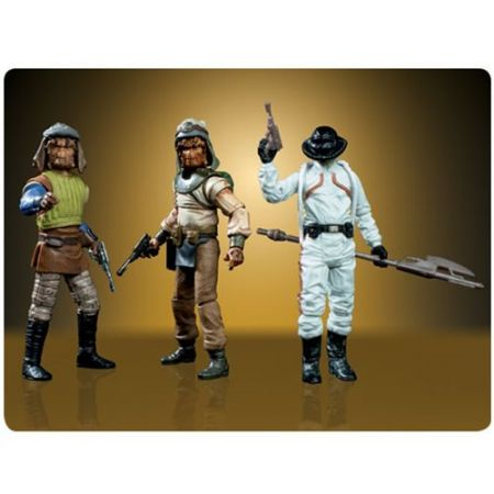 Star Wars The Vintage Collection - Skiff Guard 3-pack Hasbro