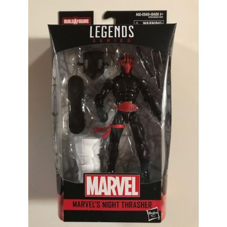 Marvel Legends Spider-Man The Kingpin BAF Series - Night Thrasher