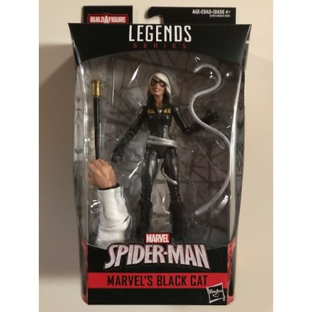 Marvel Legends Spider-Man The Kingpin BAF Series - Black Cat