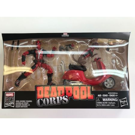 Marvel Legends Deadpool Corps