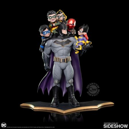 Batman Family Q-Master Diorama Quantum Mechanix 904408