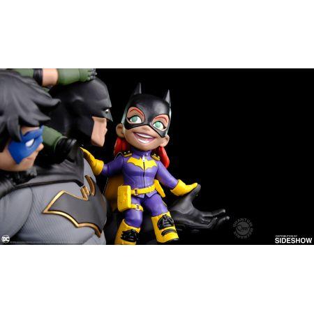 Batman Family Q-Master Diorama Quantum Mechanix 904408