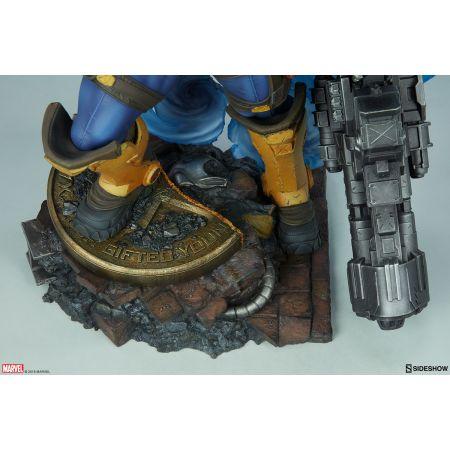 Cable X-Men Premium Format Figure Sideshow Collectibles 300044