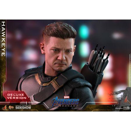 Hawkeye Version de Luxe Avengers: Endgame figurine 1:6 Hot Toys 904647