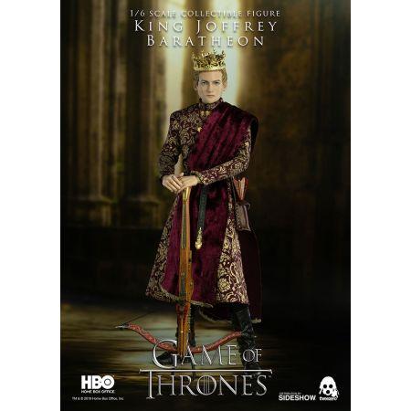 Le Roi Joffrey Baratheon figurine 1:6 Threezero 904692