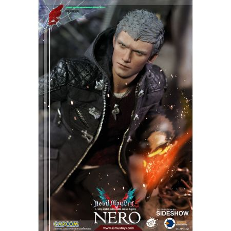 Nero Devil May Cry IV figurine 1:6 Asmus Collectible Toys 904571