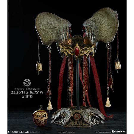 Queen Gethsemoni's Crown reproduction grandeur nature 1:1 Sideshow Collectibles 400321