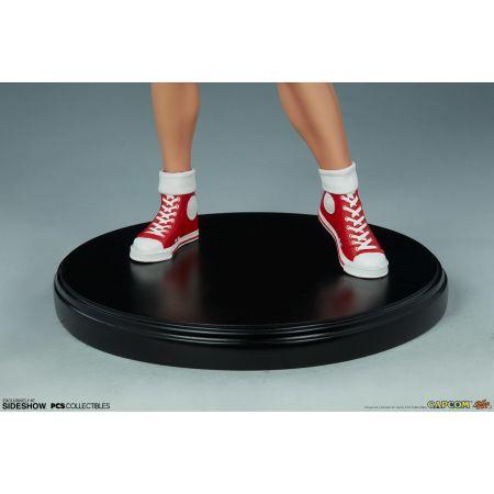 Street Fighter Sakura Classic Statue Pop Culture Shock 904555