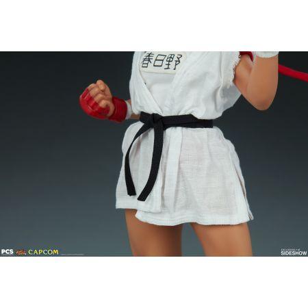 Street Fighter Sakura Gym Statue Pop Culture Shock 903806