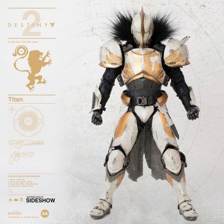 Destiny 2 Titan (Calus's Selected Shader) figurine 1:6 ThreeA Toys 904497Destiny 2 Titan (Calus's Selected Shader) figurine 1:6 ThreeA Toys 904497