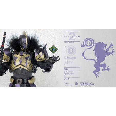 Destiny 2 Titan (Golden Trace Shader) figurine 1:6 ThreeA Toys 904498Destiny 2 Titan (Golden Trace Shader) figurine 1:6 ThreeA Toys 904498