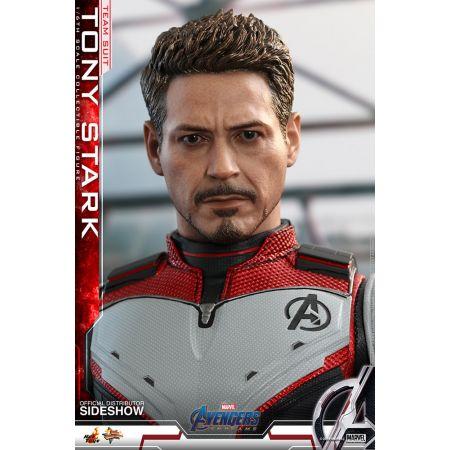 Tony Stark (Team Suit) Avengers: Endgame figurine 1:6 Hot Toys 904726