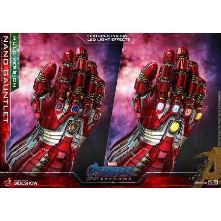 Gant Nano version Hulk Avengers: Endgame échelle 1:4 Hot Toys 904727