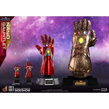 Gant Nano échelle 1:1 Avengers: Endgame Hot Toys 904728