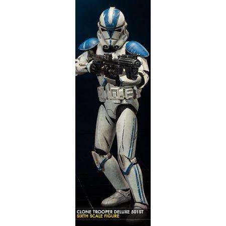 Clone Trooper Deluxe: 501st