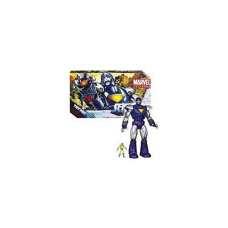 Marvel Universe Sentinel 19 po avec Wolverine