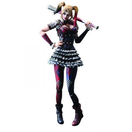 Batman Arkham Knight Play Arts Kai - Harley Quinn