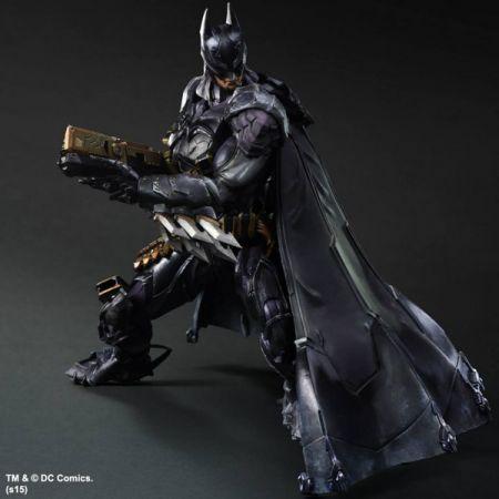 Batman Armored no. 14 DC Comics Variant Play Arts Square Enix